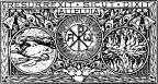 Jonah, Resurrection, Peacock and XP Symbols 001