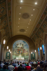CMAA Day 2 - Mass at Pro Cathedral